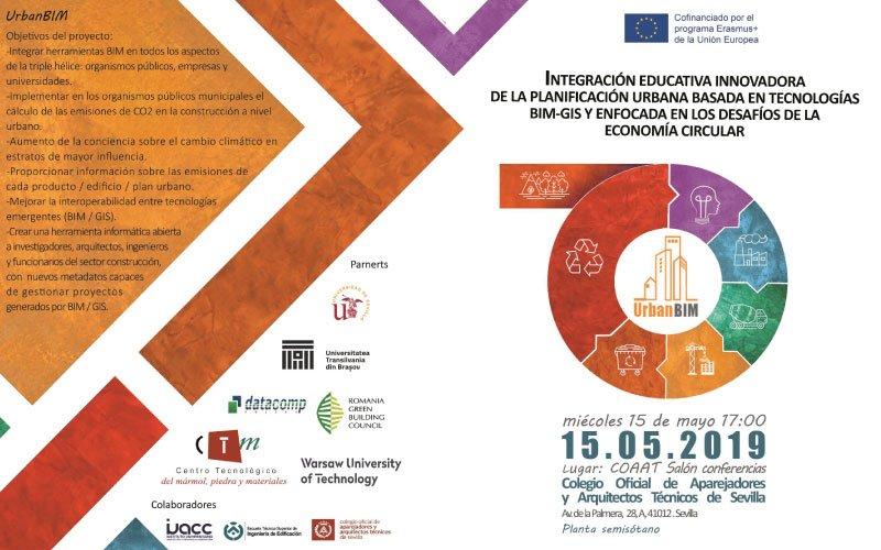 Spotkanie UrbanBIM w Sewilli