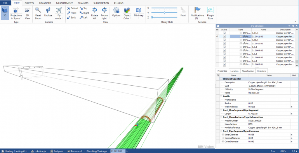 Wykrywanie kolizji w systemach modelowania i narzedziach specjalistycznych 4